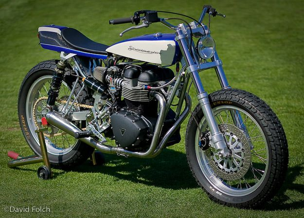 Old Triumph Motorcycles for Sale | ... of mule motorcycles he s spent over two years designing and building