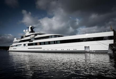 New League: 7 of the largest yachts built for sports teams