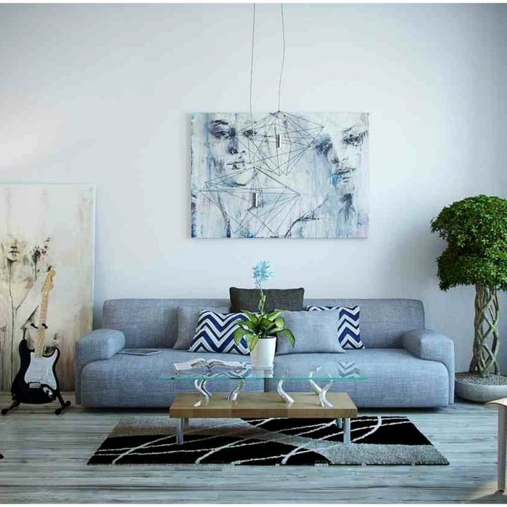Living Room Ideas With Light Grey Sofa