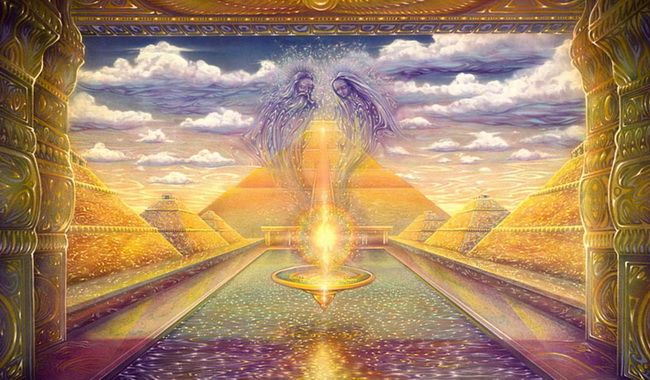 Great White Brotherhood Ascended Masters | Great White Brotherhood (Grote Witte Broederschap) - Spirituele Bazaar