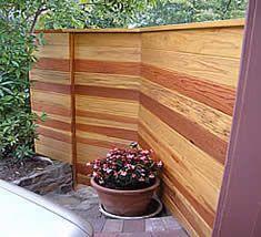 Modular Fence Panels: Fences Idea, Backyard Patio, Expert Grains, Fences Panels, Redwood Fences, Modular Fences, Modern Fences, Grains Matching