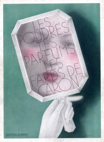 Advert for Parfum Caron (1932)