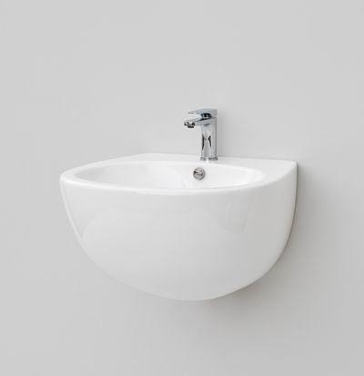 File 2.0, design Meneghello Paolelli Associati. #TheArtceram   wall-hung washbasin 60x50