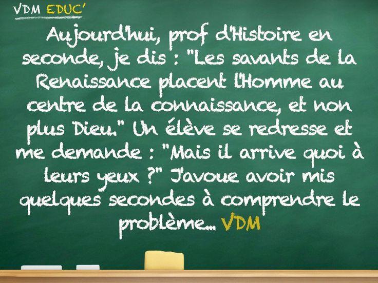 Lisez une fois, puis relisez, puis relisez, jusqu'à comprendre #vdm #vdmeduc