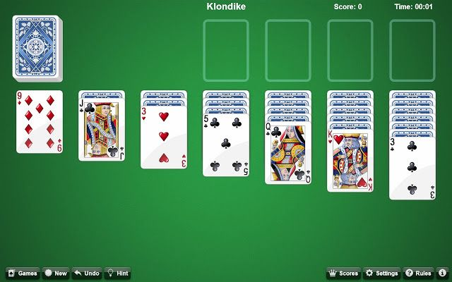 Solitaire Spiele