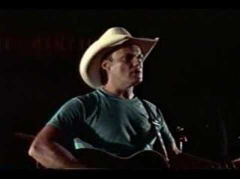Somebody Lied by Ricky Van Shelton ~ Have a hard time finding songs of his that play.  This one does.