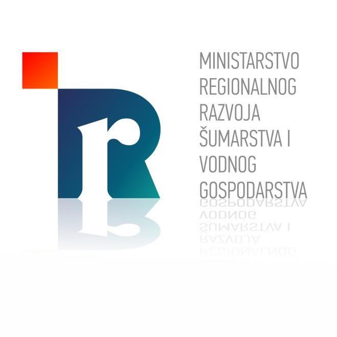 logo for Ministry of Regional Development