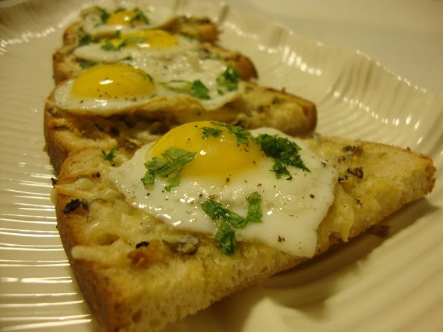 As Minhas Receitas: Bruchetas de Queijo da Ilha com Ovos de Codorniz