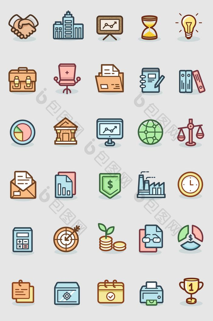 Financial Legal App Appliion Category Icon With Images App