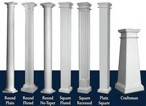 20 best rounded semi circular porticos images on for Hb g permacast columns