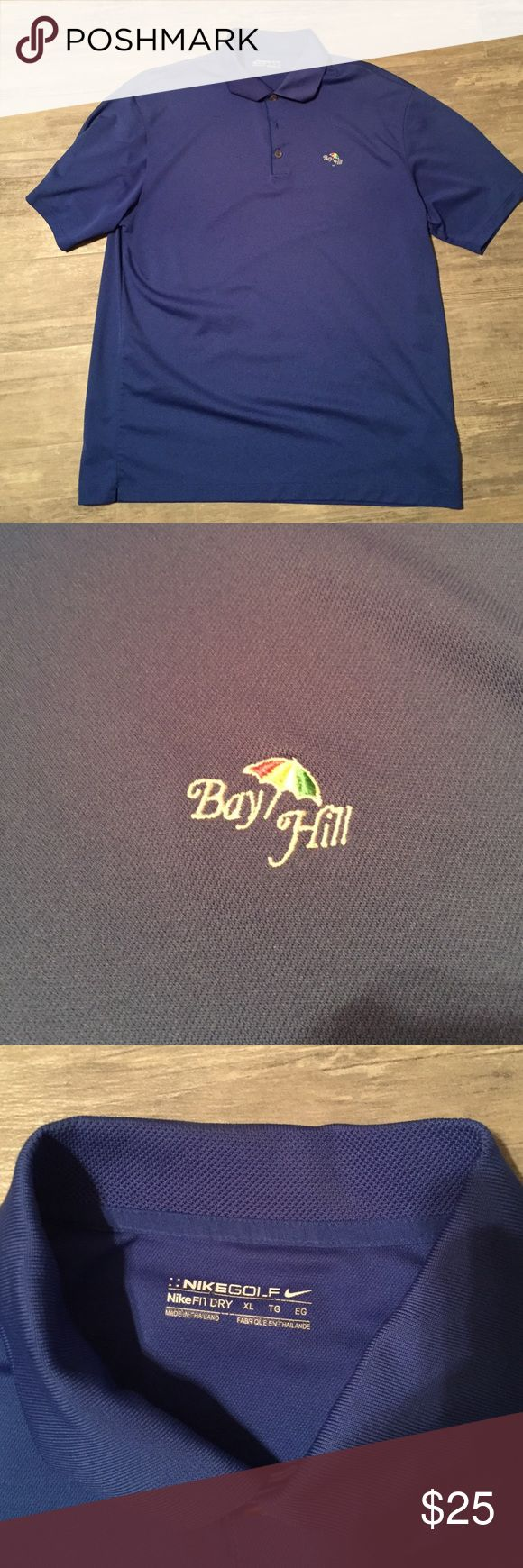 Men's Nike Bay Hill Men's Nike Golf Bay Hill Invitational Polo Nike Shirts Polos
