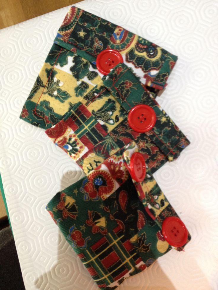 Sacchetti Christmas profuma biancheria alla lavanda
