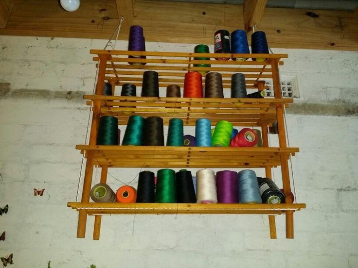 Sewing thread (dis) organization