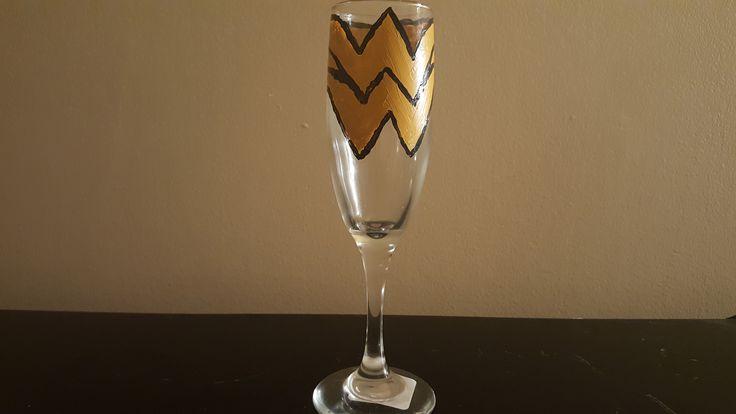 Wonder Woman Glass