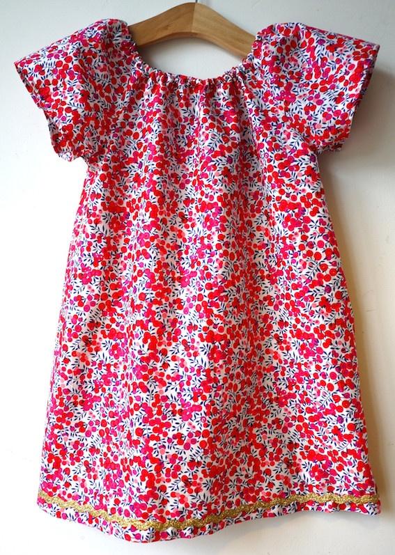 Wiltshire Liberty Print dress