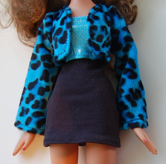 Knitting Patterns For Bratz Doll Clothes : PDF Pattern - - 24