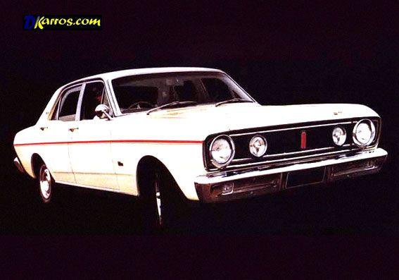 1968 Ford XT Falcon GT (AU)