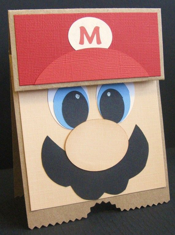 Mario Birthday Party Invitations  Set of 20  by ElvesInTheAttic, $74.95