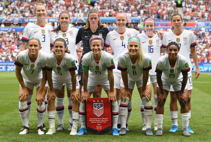 Usa Women S Soccer Wallpaper Soccer In 2020 Usa Soccer Women Usa Soccer Team Womens Soccer