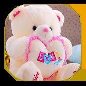 χαριτωμένο αρκουδάκι