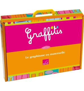 Graffitis : Le graphisme en maternelle - Canopé académie de Dijon