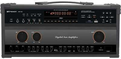 Professional CD G MP3G Karaoke System Machine Record Voice Key Control Multiplex