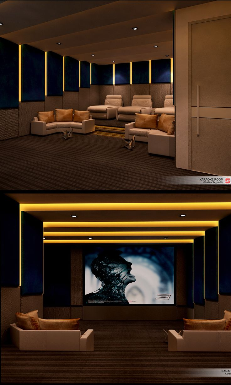 Home Theater  J House Residential Medan, Sumatera Utara Indonesia