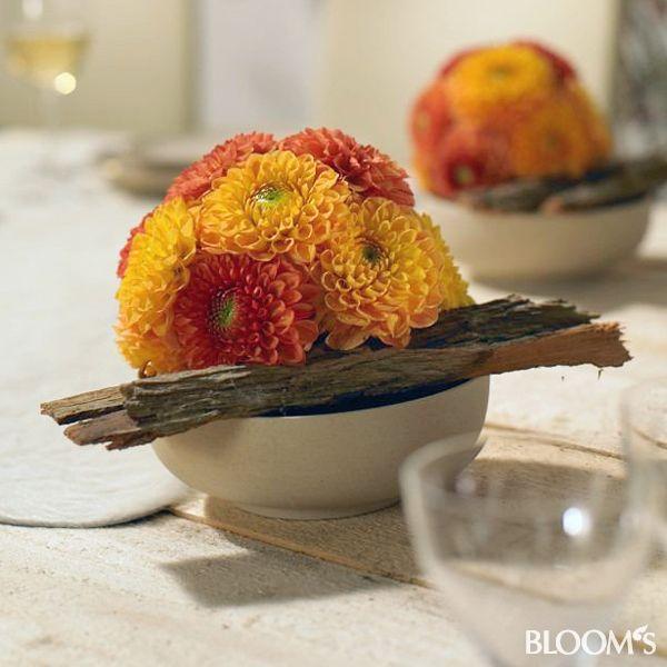 őszi asztali dekoráció (3)