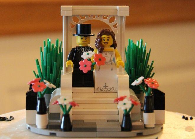 Best 25 Lego Wedding Cakes Ideas On Pinterest