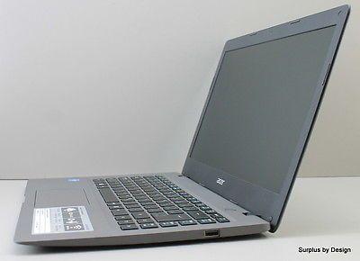 "Acer Aspire One Cloudbook 14 AO1-431-C4XG / 14.0"" Display Notebook / Windows 10"