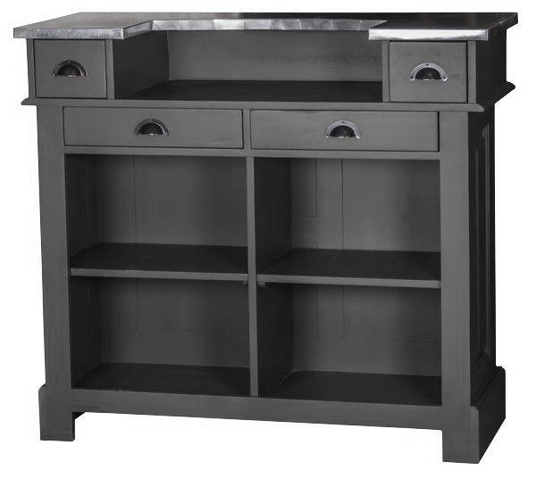 comptoir bar zinc occasion beautiful comptoir bar with comptoir bar zinc occasion cheap ilot. Black Bedroom Furniture Sets. Home Design Ideas