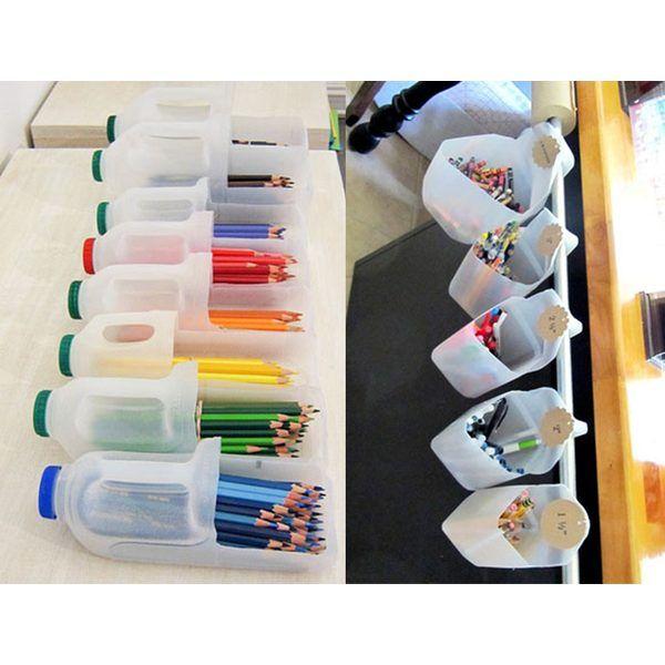 ¡A reciclar! 10 Ideas que puedes hacer con botellas de plástico | Diy - Decora Ilumina