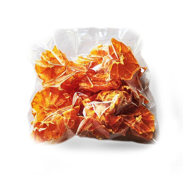 tangerine chips & healthy snacks