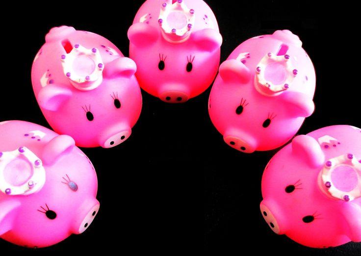 Princess Piggy Banks