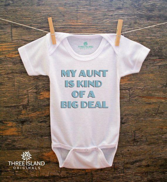 Cute and Funny Onesie for Baby Boy or Girl by ThreeIslandOriginals, $19.95
