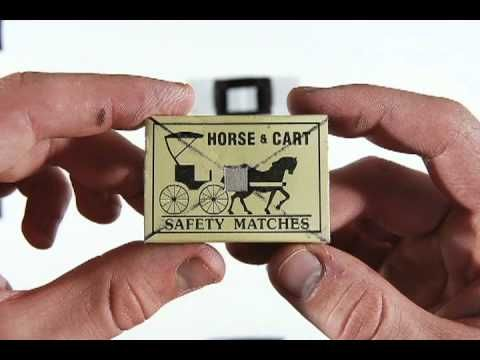 How to make a Matchox Pinhole Camera - Eduard Piel