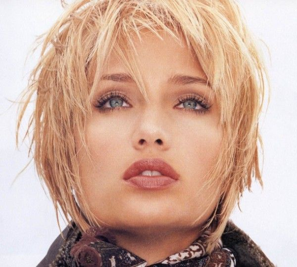 Short Messy Layered Haircuts for Women Over 40