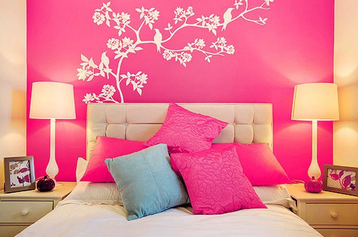 Pink Bedroom Ideas That Can Be Pretty And Peaceful Or: :: Make It Pink ::