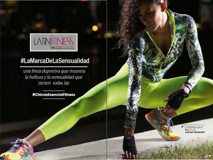 Nueva Colección #LatinFitness by Esencial Jeans #LaMarcaDeLaSensualidad
