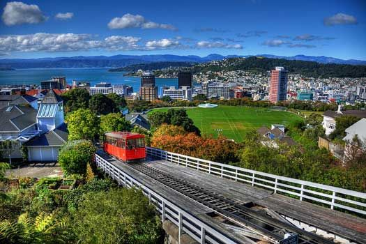 Lonely Planet Top NZ Experiences 4) Wellington. Photo by wiifm