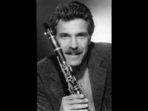 Brahms - Clarinet quintet op.115 , I - Allegro part 1,Eddie Daniels - clarinet
