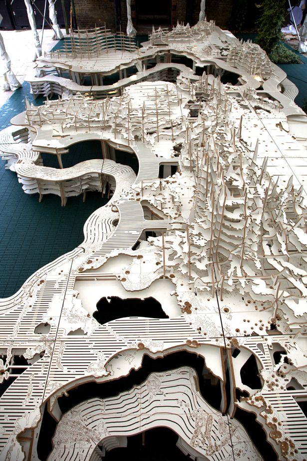 Worldscape | Atmos Studio | Archinect