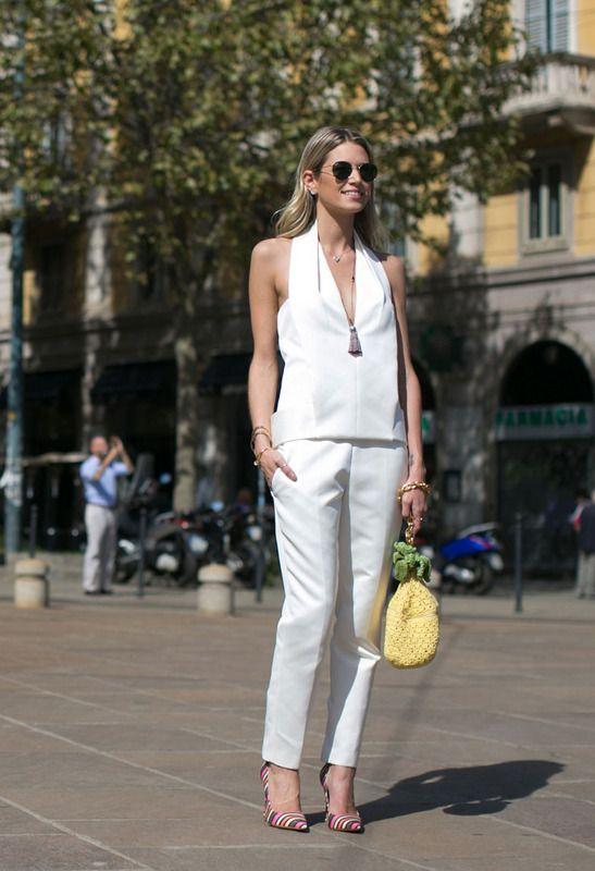 Helena Bordon @ Milan Fashion Week