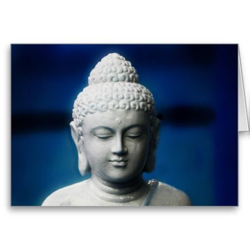 Buddha -  Enlightened One greeting card