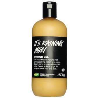 Products - --Shower Gels & Jellies - It's Raining Men