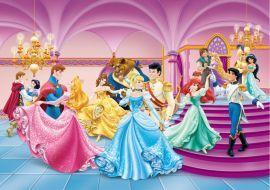 Fototapet Disney Printese si Printi la Bal