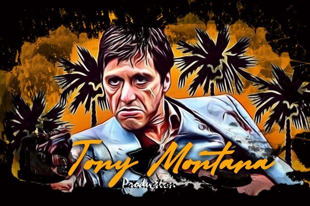 Tony Montana Wallpaper 2 Scarface Movie Montana Art Tony Montana