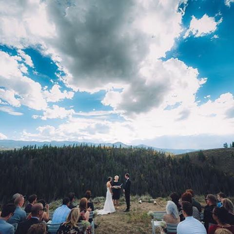 Doing Colorado Weddings The Right Way Full Service Mountain Top In Including Lodging