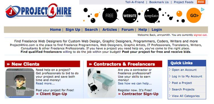 Project 4 Hire - wwwproject4hire wwwearningonlinetips - guidelines freelance contract writing