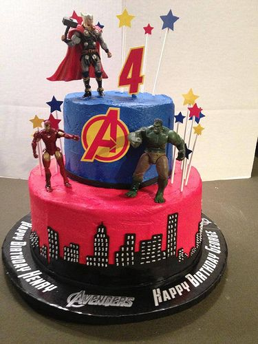 14 best Tyes Avengers Party images on Pinterest Avengers